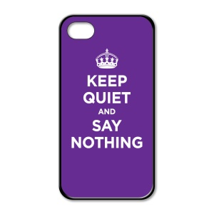 keep-quiet-iphone-purple