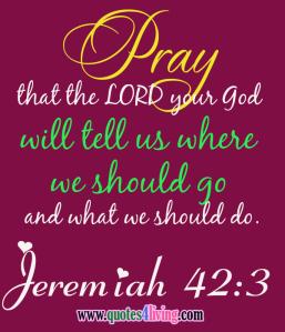 Jeremiah 42
