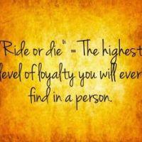 My Ride Or Die : Day 28