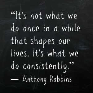 Consistency-in-business