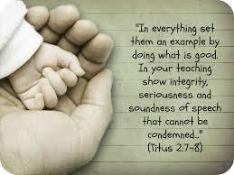 Titus 2-7-8