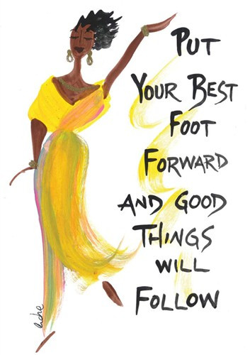 put-your-best-foot-forward-and-good-things-will-follow-magnet-cidne-wallace