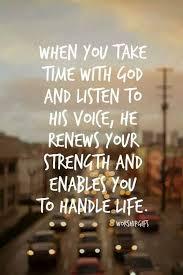 time wit God