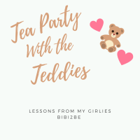 Tea Party With The Teddies
